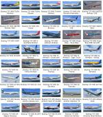180 Liveries Collection Pack for the Default Boeing 737-800 v4