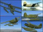FS2004/FSX Antonov AN-2V Aeroflot CCCP-23749 Textures