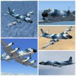 FSX P-3F Orion Iran Air Force Textures