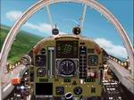 SAAB                   DRAKEN PANEL FOR CFS2 / FS2000