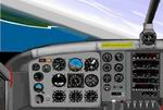 FS98                   Pilatus Porter simplified panel.