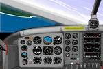 FS98                   Pilatus Porter simplified panel.