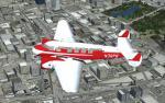 FSX/FS2004 PBA Lockheed 10 Textures