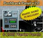 FS2004                   Pushback Panel v2.0