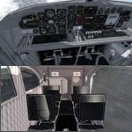 P3D V3 & 4 / FSX Pilatus PC-6 Turbo Porter 3 livery Package 1