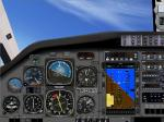 Pilatus PC-12 Fixed VC and Panel
