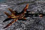 """FSX/FS2004 Grumman F14D """"La Bestia II"""" Textures"""