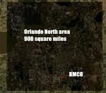 FSX - Photoscenery - 2 meters/pixel for Orlando south to KMCO Airport