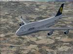 FSX                   Boeing 747-400 Lufthansa Textures only