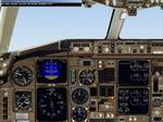 FS2000/FS2002                   Panels 757 Pilot In Command