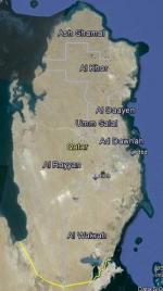 FSX Qatar Airfield Locator