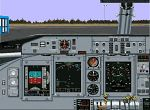 FS98(&                   FS2000) Panel for the Bombadier Dash8-Q400