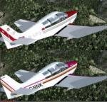 FSX/P3D Robin DR400 Pack 3