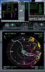 FSX/P3D Project Airbus A321 FD-FMC Revision Package  1.55