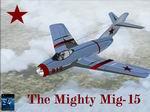 FSX                   Mig 15