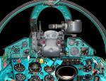 FS2004 Mig-21 bis Photoreal Panel