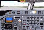 DHC8-311                   Deluxe Panel for FS2000