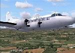 FS2004                   De Havilland DH-114 Sea Heron Royal Navy Textures only