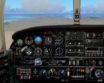 FS2004                   Piper Seneca Panel