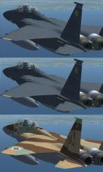 IRIS Simulations F-15E and F-15SG Eagle for FSX