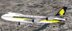FS98/FS2000                   Singapore Airlines 747-212B