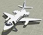 FS2004                   Lockheed Jetstar II