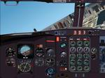 Boeing                   727 panel (fs200x standard/PRO)