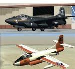 Douglas (AS) F3D Skyknight X V.2