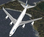 A340-211                   Sabena in new colors for FS2K