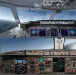 FSX/P3D Boeing 767-300ER Air Canada Free Spirit package