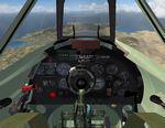 FSX/FS2004 Spitfire MkIX Clipped
