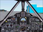 SR-71                   Blackbird panel for fs2000