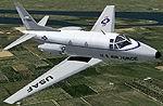 FS2004/2002                   Rockwell Sabreliner 40 USAF