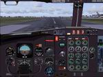 FS2002                   and FS2004 Boeing 727 panel