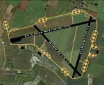 RAF Strubby Lincolnshire, England