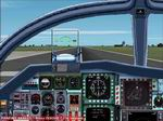 SUKHOI-34                   (SU-34) instrument panel for FS2002.