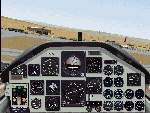 FS2000                   panel - Northrop T-38A Talon