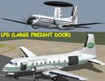 FS2004                   Hawker Siddeley HS.748 Texture Package 3