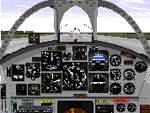 Lockheed                   TF104G Starfighter