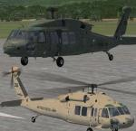 Alphasim UH-60_clean Repaints