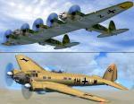 FSX update for Kazunori ito's Heinkel He-111