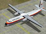 Garry Smith archive files: Fokker F27-500 Textures