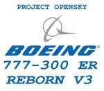 Boeing 777-300ER Reborn V3.00