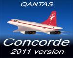 Concorde Quantas Textures