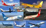 FSX Boeing 737-800 German Airlines Package