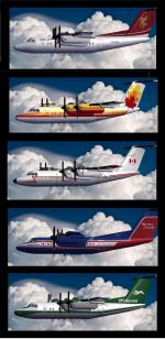 de Havilland Canada DHC-7 10 Package