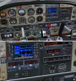 FSX Piper Turbo Arrow III v1.3
