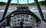 FSX Russian Yak-52 Trainer Updated