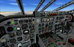 The legendary Alphasim Avro Vulcan for FSX with VC