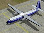 Garry Smith archive files: Fokker F27-200 Textures
